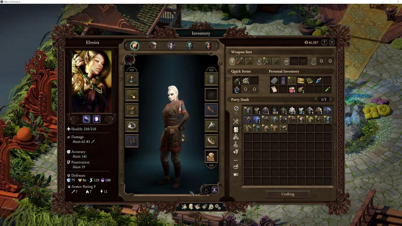 PoE2 Deadfire Mindstalker Alphastrike Assassin/Ascendant Insane Damage Combo