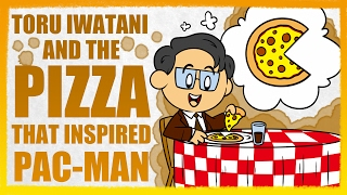 Pac-Man: The Story of Toru Iwatani and the Pizza That Revolutionized Arcade Games thumbnail