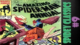 Spidey Classics #9: The Amazing Spider-Man Annual #18