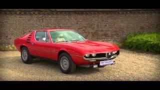 Alfa Romeo Montreal (Red Version) V8 1972 FULL HD