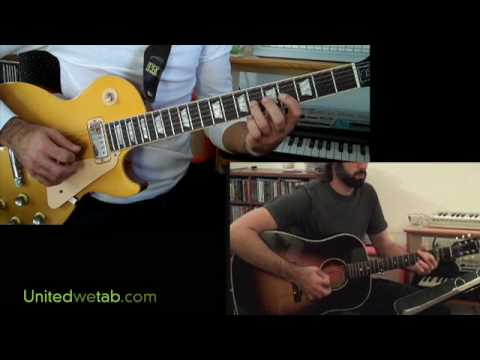 Matt Nathanson - Come On Get Higher Guitar Cover - YouTube