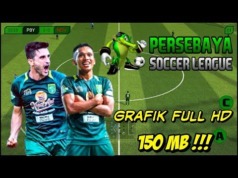 Download Game Persebaya Soccer League 150 Mb Mod Dls 15 Classic