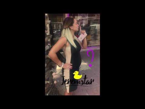 EXCLU - Jazz enceinte de 4 mois, elle s'exprime pour la première fois sur sa grossesse