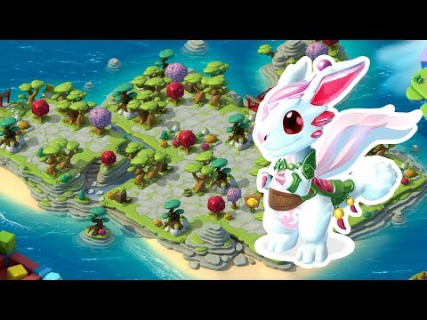 Остров за 50 миллионов, дракон Лунный Кролик - Легенды Дракономании #109