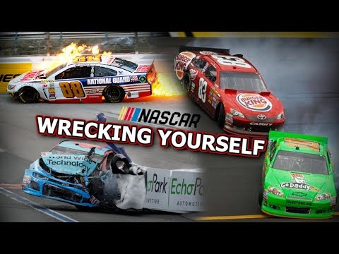 nascar:-wrecking-yourself-moments