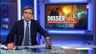 Nouveaux Bénévoles, un reportage France 2 !