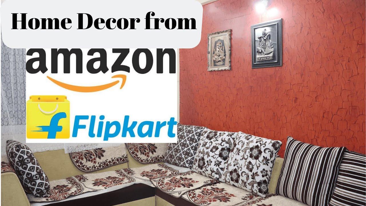 Amazon Flipkart Online Home Decoration Items 2019 Amazonhaul Flipkarthaul Creativityreinvented Youtube