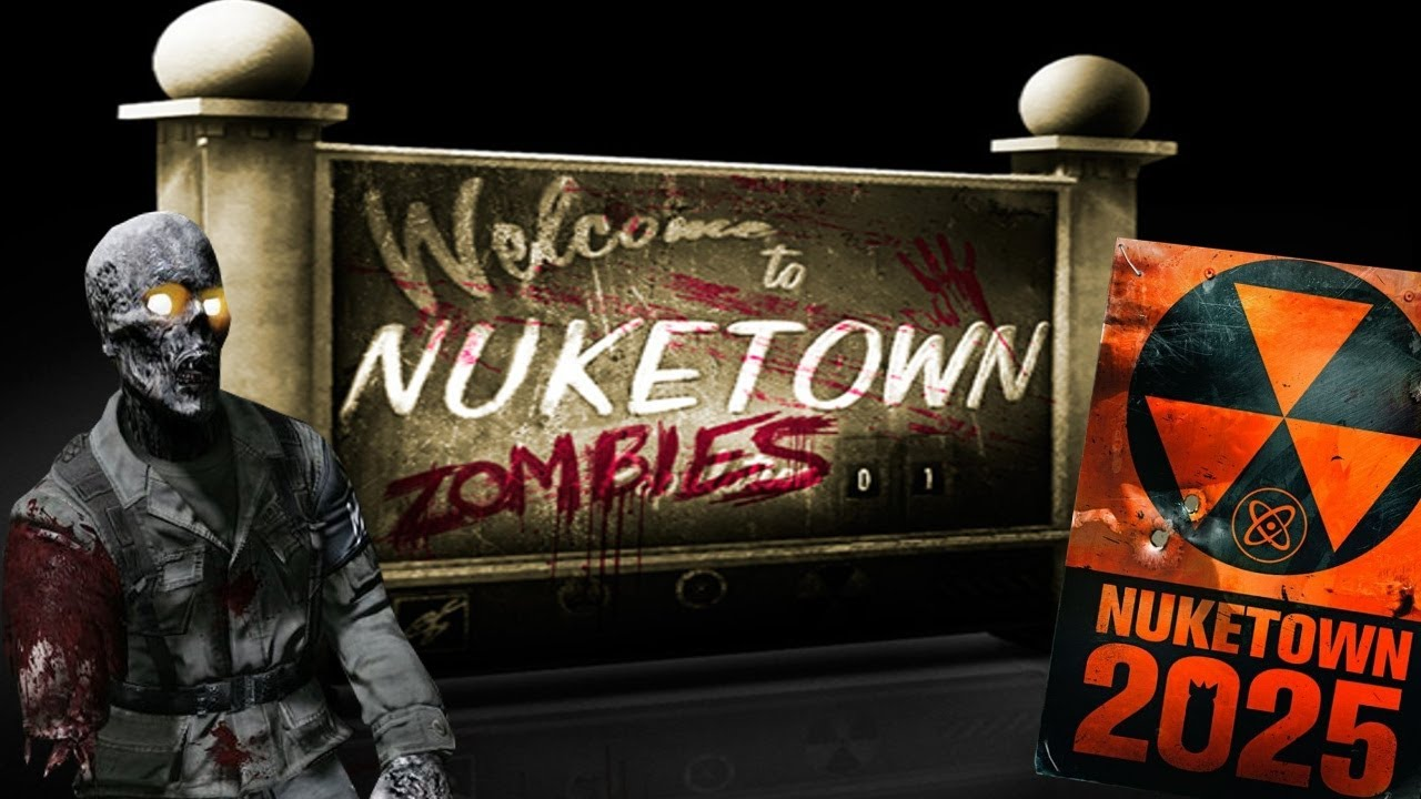 how to get nuketown zombies black ops 3