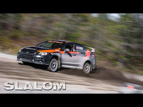 DirtFish Rally Courses - Slalom