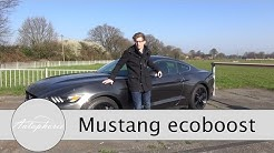 Ford Mustang 2.3 EcoBoost im Test / Fahrbericht / Review