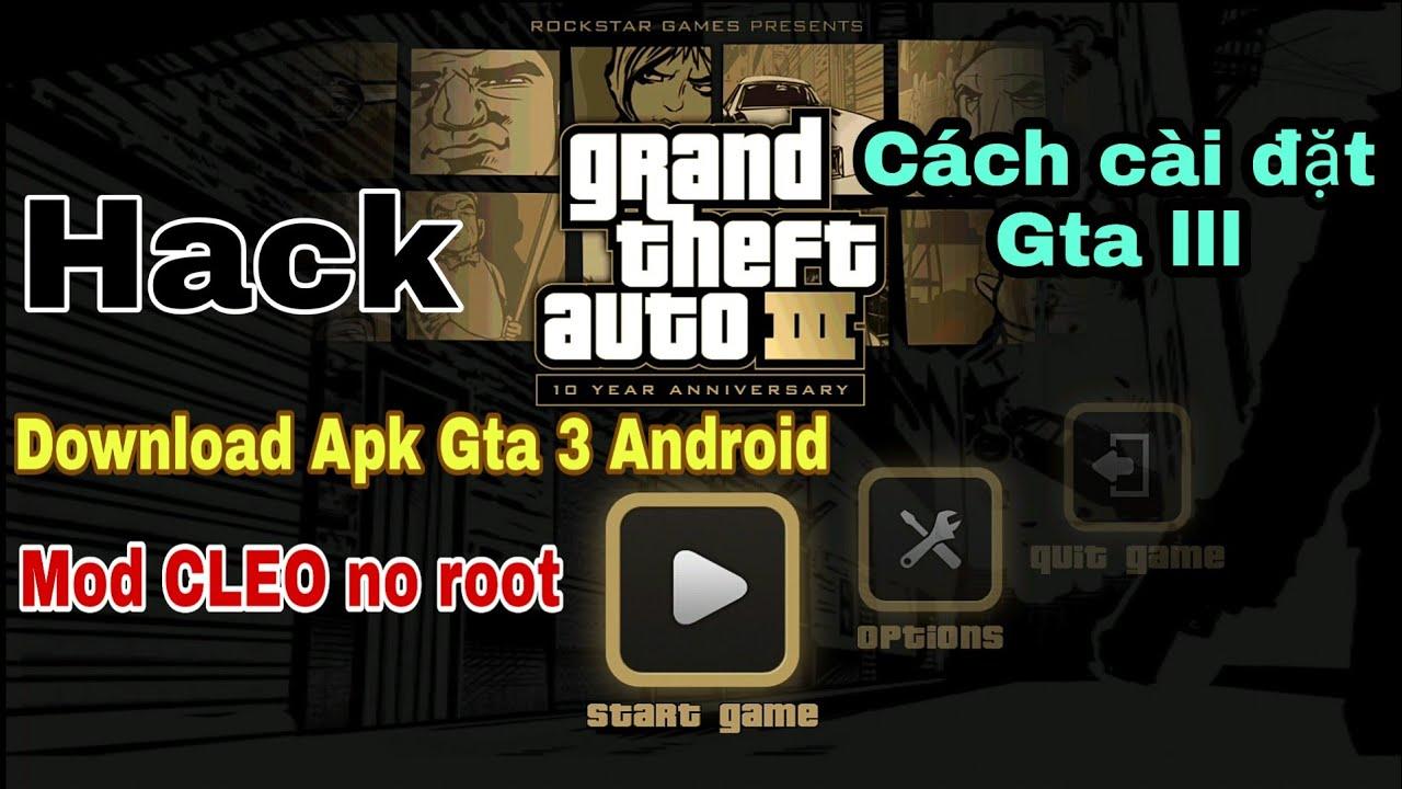Gta Sa Android Mod Cleo No Root Oreo 2019Install CLEO ScriptsCheats