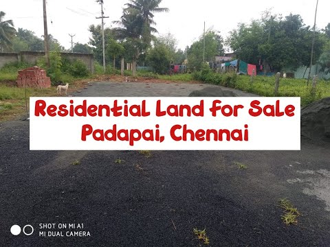 Residential Land For Sale At Padappai, Chennai | World New Property