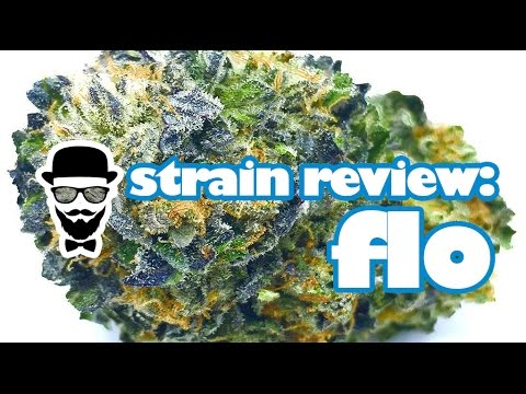 Strain Review: Flo (Deep Roots Harvest) - YoungFashioned.com