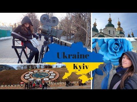 Kyiv, Ukraine traveling all around the world...