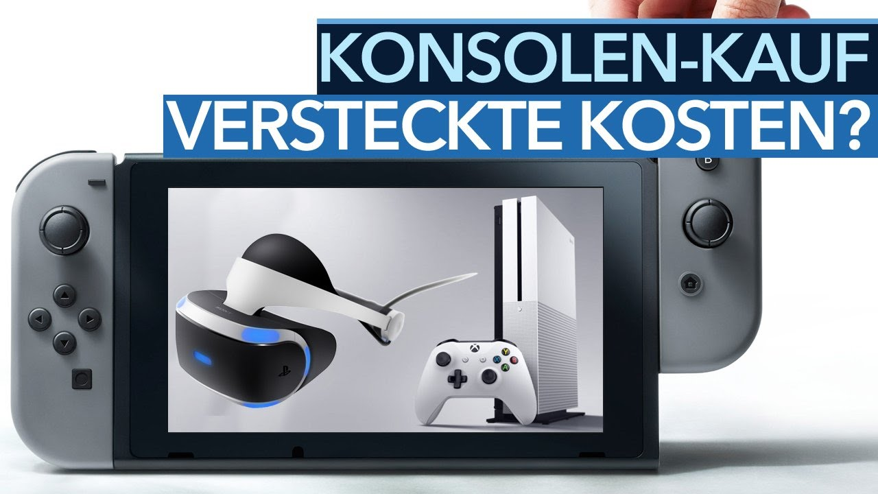 was kosten nintendo switch und co wirklich gibt es sowas wie versteckte kosten youtube. Black Bedroom Furniture Sets. Home Design Ideas
