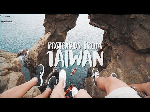 Postcards from Taiwan - Visual Guide | The Travel Intern