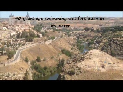 Tagus River, Toledo (Spain), a polluted dying river (english)