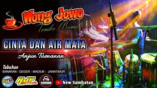 "Download DHEHAN AUDIO MADIUN COVER ""Cinta dan air mata"" Cipt. Cak Fedik. Wong Jowo Music Kebonsari. Tabuhan"