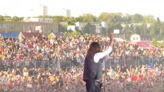 30 Seconds To Mars - Birth + Conquistador live in Moscow