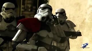 Star Wars Battlefront 3 Trailer (XBOX 360, PS3, PC)