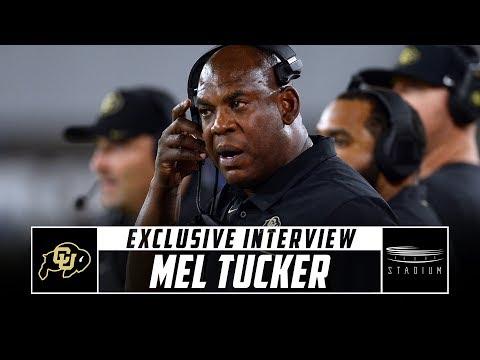 Colorado Head Coach Mel Tucker Discusses His First Season With The Buffaloes | Stadium