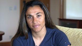 Marta Vieira da Silva est une Championne de l'égalité des sexes