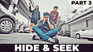 HIDE AND SEEK Challenge Part 3 | Rimorav Vlogs