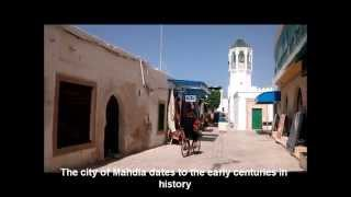 Mahdia Locals in Tunisia Speak About the History of City Mosque