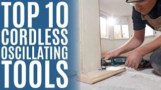 Top 10: Best Cordless Oscillating Tool Kits of 2021 / Brushless Multi-Tool, Sanding Paper, Blade
