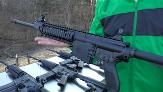 !Que Armas! Los Fusiles de Asalto AR, en Español