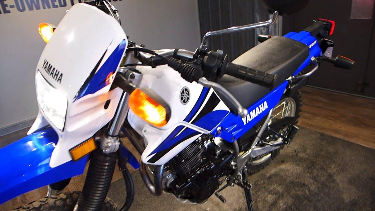 2007 Yamaha XT225 - YouTube