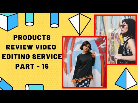 Video Editing Service Video Editing Project Fashion House review DEMO
