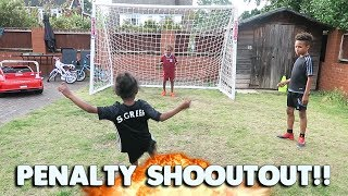 ULTIMATE Kids  1V1 Penalty Shootout Challenge!! | Twin Vs Twin
