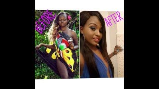 BARBIE BEFORE & AFTER  NAIROBI DIARIES  S08 REUNION