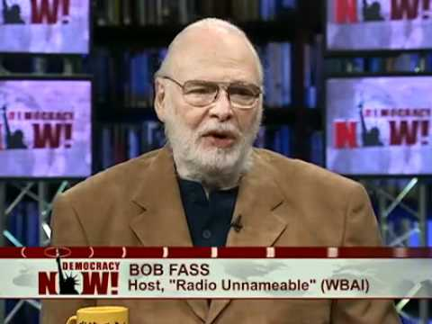Bob Fass & Elizabeth Thomson on Bob Dylan's Life & Music on His 70th B-day + Rare Recordings. 1 of 4