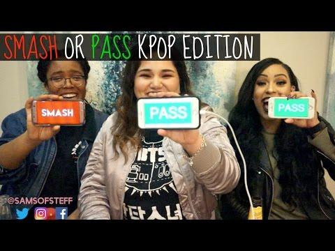 SMASH OR PASS KPOP EDITION || TIPSY KPOP