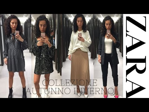 HAUL ZARA FALL WINTER 2019