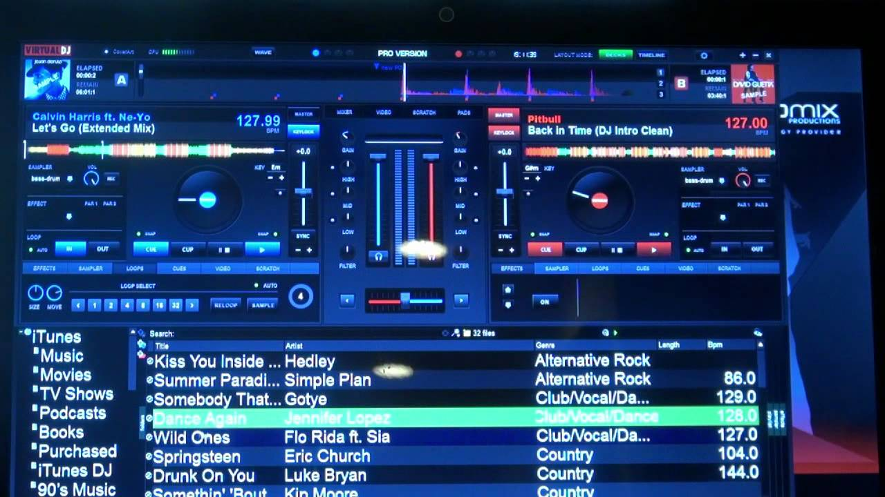 NEW Virtual DJ 8 Beta UPDATES August 2012 Part 1