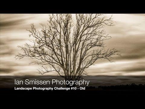 Landscape Photography Challenge #10 - Old