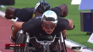 Men's 5000m T54