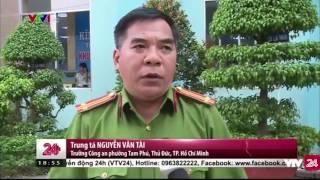 Việc tử tế: Cháo từ thiện của các chiến sĩ công an quận Thủ Đức   VTV24
