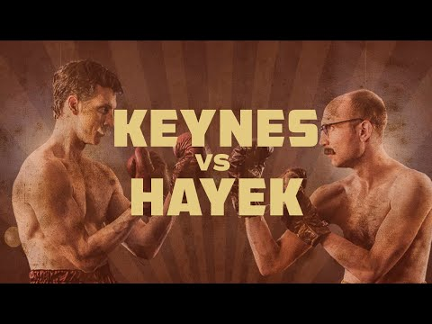 """Fight of the Century"": Keynes vs. Hayek Rap Battle Round Two"