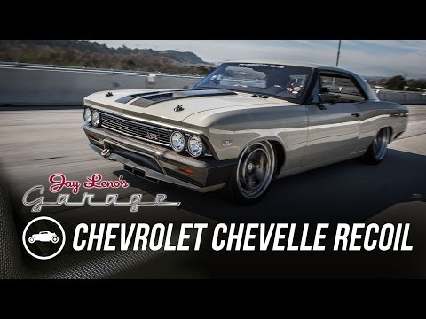 Watch Jay Leno Drive the 980-hp Ringbrothers Recoil Chevelle