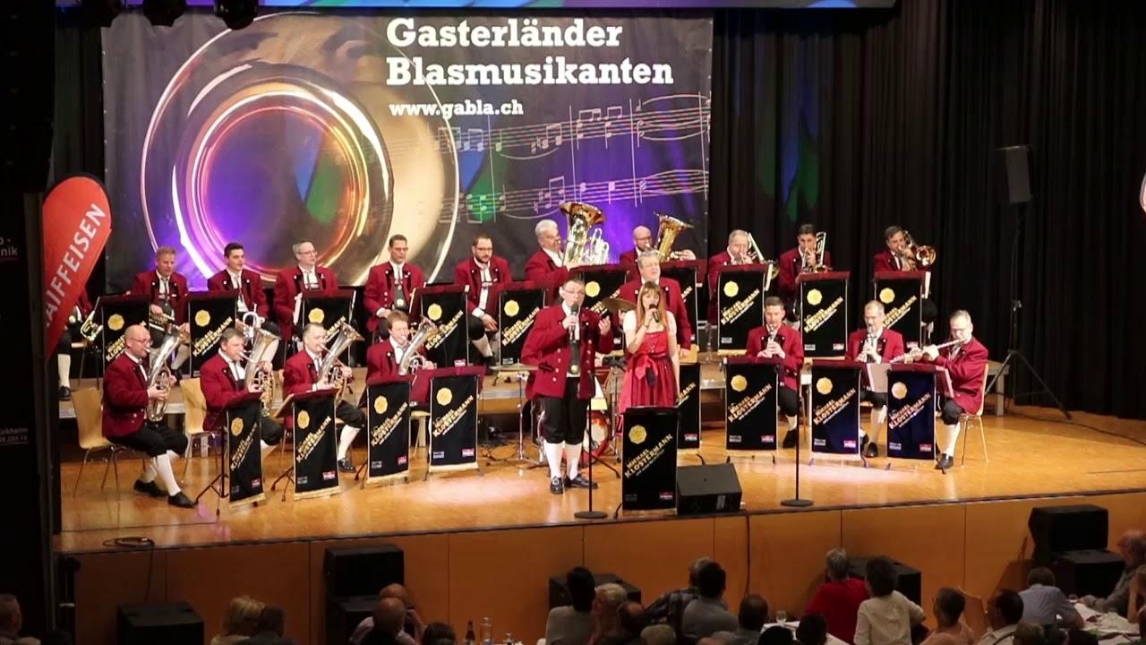 Auf Wiedersehn bei Blasmusik (Polka) - Klostermanns Musikanten