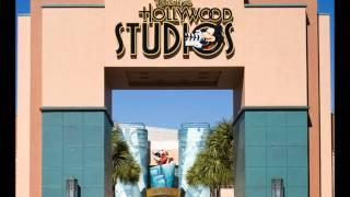 Hollywood studios animation courtyard