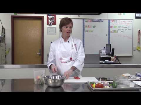 C-Cap Salad Demo