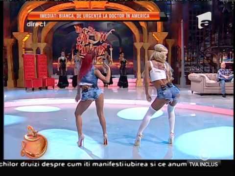 Ana maria mocanu and loredana chivu dancing in club - 3 part 7