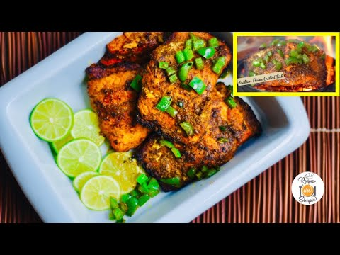 Arabian Flame Grilled Fish | Recipes Are Simple