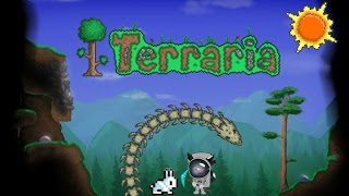 Terraria 1.3 (Expert Mode) s2e38 Солнечное затмение и Скелетрон Прайм