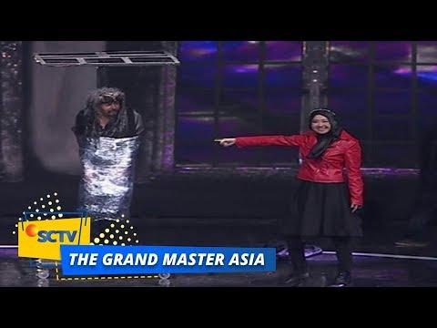 MANTAP! Pertarungan RIZUKI dengan LIMBAD   The Grand Master Asia